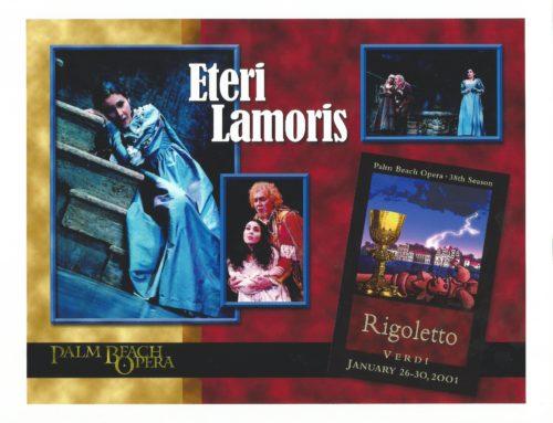 Giulietta from «I Capuleti e I Montecchi»